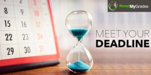 You Would Be Able To Meet The Deadlines Of The Academic Curriculum_